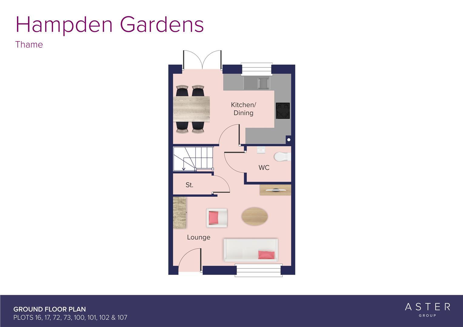 Hampden Gardens, Thame_16-17-72-100-101-102-107_GF